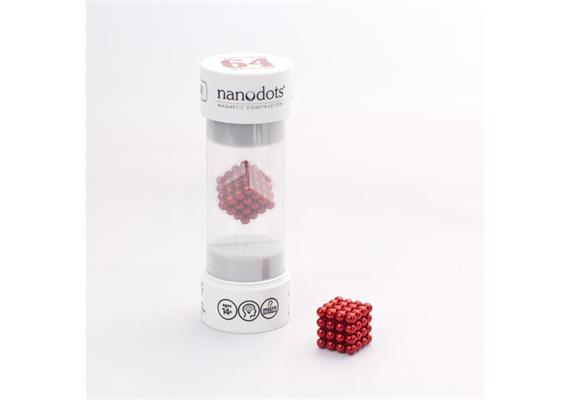 Nanodots 64 Rouget/Red