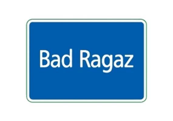 Ortstafel Bad Ragaz