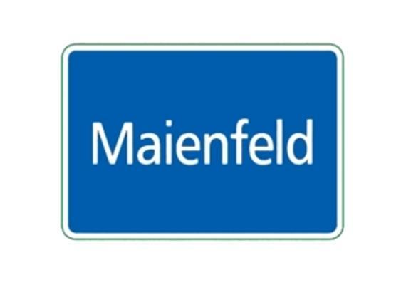 Ortstafel Maienfeld