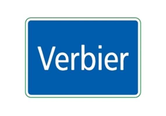 Ortstafel Verbier