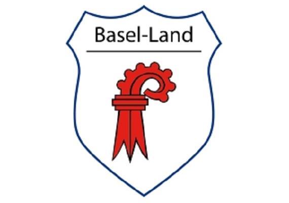 Pin Wappen Basel-Land