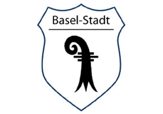 Pin Wappen Basel-Stadt