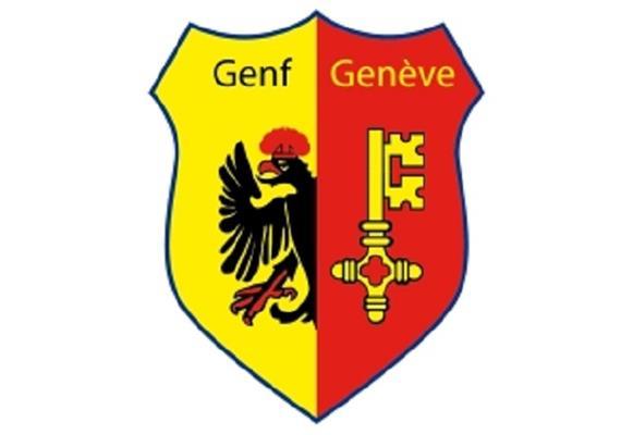 Pin Wappen Genf