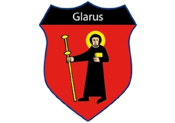 Pin Wappen Glarus
