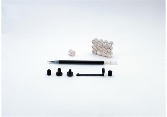 Polar Pen Mine UNI-Ball 0.5 cartridge refill Black