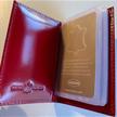 Portemonnaie Kreditkartenetui rot mit Schweizer Kreuz (843.5061)   Bild 3