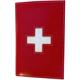 Portemonnaie Kreditkartenetui rot mit Schweizer Kreuz (843.5061)
