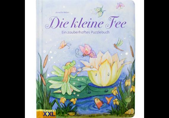 """Puzzlebuch """"Die kleine Fee"""""""