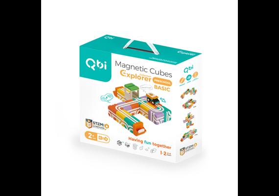 Qbi Explorer-Preschool Basic Pack