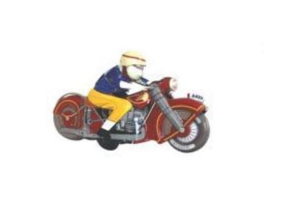 RACING MOTOR CYCLE - RED